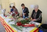 Les millors imatges de la Diada de Sant Jordi aAvinyó
