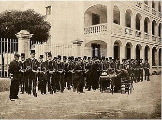 Mosso d'esquadra del segle 19