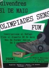 El pavelló acull les 'Olimpíades sense fum' aquestdivendres