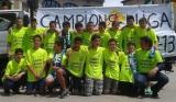L'Infantil del C.E. Avinyó es proclama campió de lliga2012-13