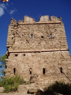 Torre dels soldats Avinyó