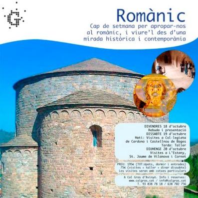 Cap de setmana romànic cal gras